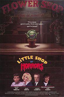 Little Shop of Horrors film