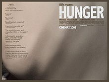 Hunger 2008 film