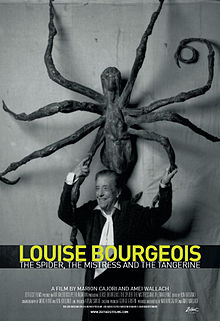 Louise Bourgeois The Spider the Mistress and the Tangerine
