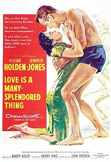 Love Is a Many Splendored Thing film