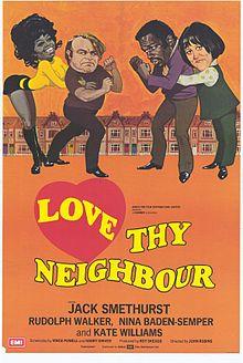 Love Thy Neighbour 1973 film