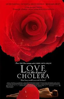 Love in the Time of Cholera film