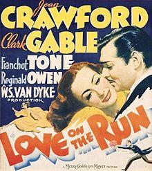 Love on the Run 1936 film
