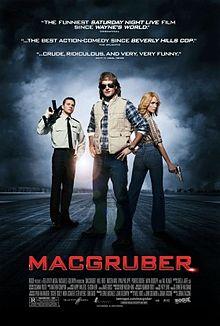 MacGruber film