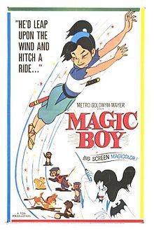Magic Boy film