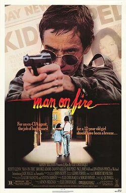 Man on Fire 1987 film