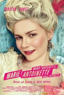 Marie Antoinette 2006 film