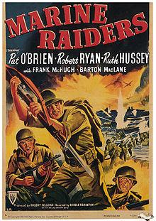 Marine Raiders film