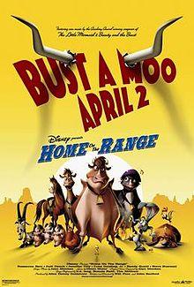 Home on the Range 2004 film