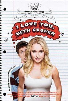 I Love You Beth Cooper film