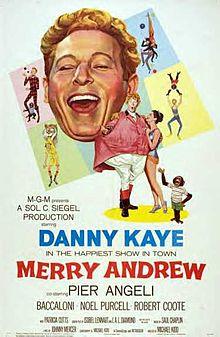 Merry Andrew film