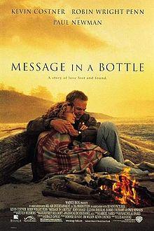 Message in a Bottle film