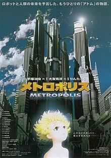 Metropolis 2001 film