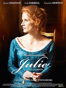 Miss Julie 2014 film