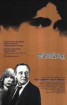 Missing film