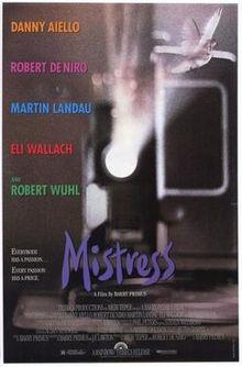 Mistress 1992 film