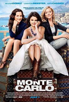 Monte Carlo 2011 film