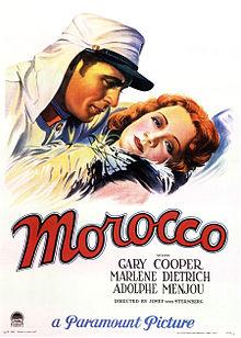 Morocco film