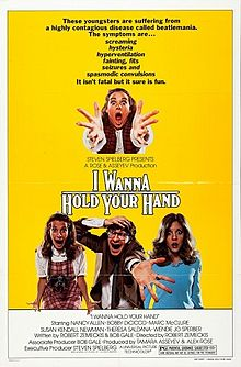 I Wanna Hold Your Hand film