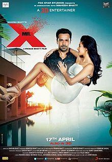 Mr X film