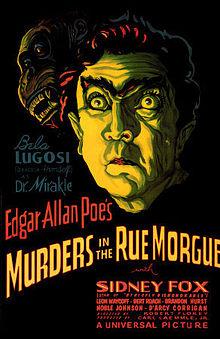 Murders in the Rue Morgue 1932 film