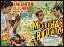 Mutiny on the Bounty 1935 film