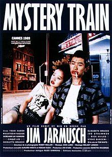Mystery Train film