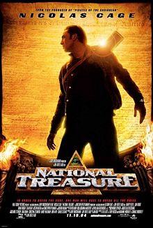 National Treasure film