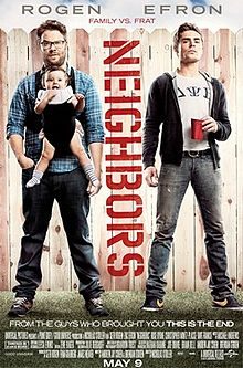 Neighbors 2014 film