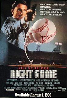 Night Game film