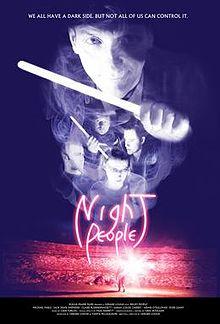 Night People 2015 film